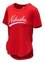 Womens Nebraska Marisa Scoopneck Nebraska Cornhuskers, Nebraska  Ladies T-Shirts, Huskers  Ladies T-Shirts, Nebraska  Ladies Tops, Huskers  Ladies Tops, Nebraska  Ladies, Huskers  Ladies, Nebraska  Short Sleeve, Huskers  Short Sleeve, Nebraska Womens Nebraska Marisa Scoopneck, Huskers Womens Nebraska Marisa Scoopneck