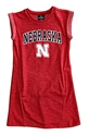 Youth Girls Nebraska Betty Dress Nebraska Cornhuskers, Nebraska  Youth, Huskers  Youth, Nebraska Youth Girls Nebraska Betty Dress , Huskers Youth Girls Nebraska Betty Dress