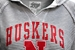Youth Huskers Sugar Pie Terry Hoodie - YT-C6043