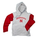 Youth Nebraska Contrast Sleeve Hoodie Nebraska Cornhuskers, Nebraska  Youth, Huskers  Youth, Nebraska  Hoodies, Huskers  Hoodies, Nebraska  Kids, Huskers  Kids, Nebraska Youth Nebraska Contrast Sleeve Hoodie, Huskers Youth Nebraska Contrast Sleeve Hoodie