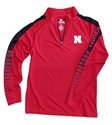 Youth Nebraska Rockzilla LS 1/4 Zip Nebraska Cornhuskers, Nebraska  Youth, Huskers  Youth, Nebraska  Kids, Huskers  Kids, Nebraska Youth Nebraska Rockzilla LS 1/4 Zip, Huskers Youth Nebraska Rockzilla LS 1/4 Zip