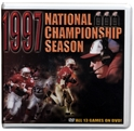 1997 Championship Season Box Set FROSTY SPECIAL! Husker football, Nebraska cornhuskers merchandise, husker merchandise, nebraska merchandise, nebraska cornhuskers dvd, husker dvd, nebraska football dvd, nebraska cornhuskers videos, husker videos, nebraska football videos, husker game dvd, husker bowl game dvd, husker dvd subscription, nebraska cornhusker dvd subscription, husker football season on dvd, nebraska cornhuskers dvd box sets, husker dvd box sets, Nebraska Cornhuskers, 1997 Championship Season DVD Box Set